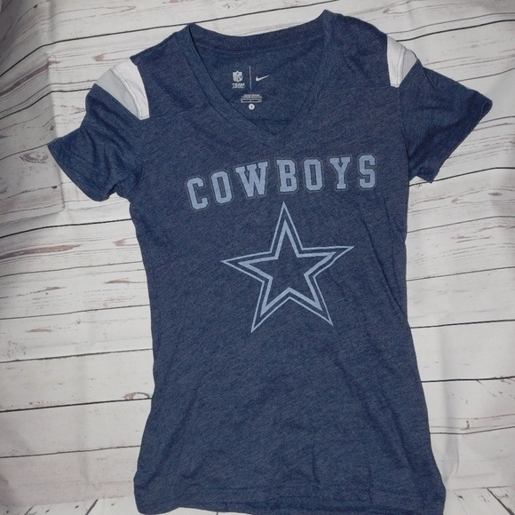 d6d96e55b Tops | Womens Small Dallas Cowboys Shirt | Poshmark